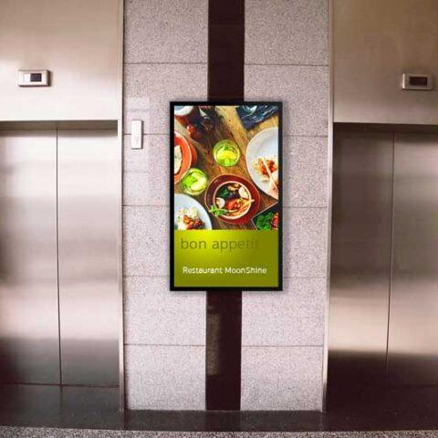 Hospitality digital signage 5